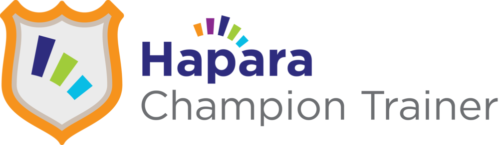 Hapara Champion Trainer